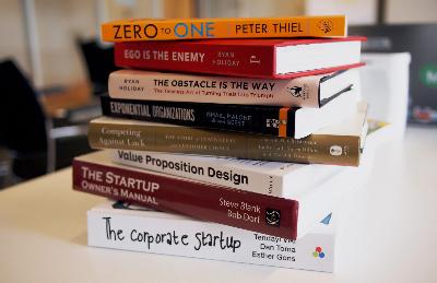 推薦 7 本創新、創業必讀的書籍