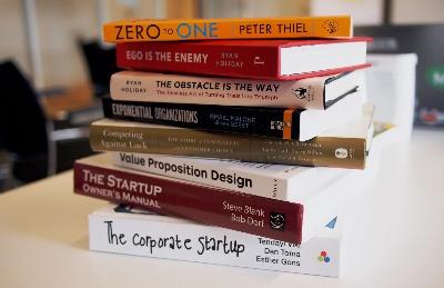 推薦這 7 本創新、創業必讀相關書籍